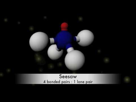 Chemistry VSEPR Theory