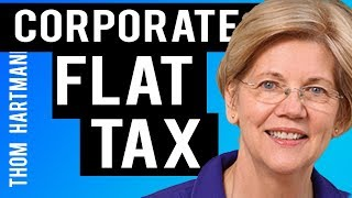 Can Elizabeth Warren Stop the Corporate Rip Off?