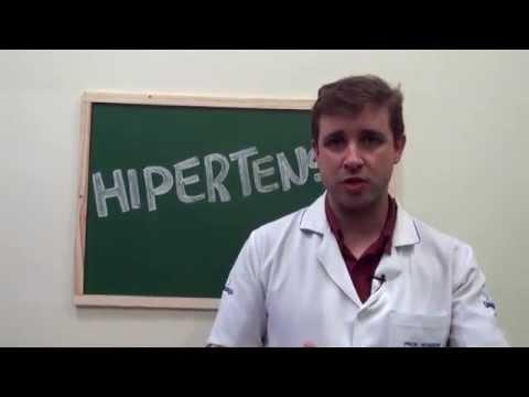 A terapêutica com dieta de notas para hipertensão