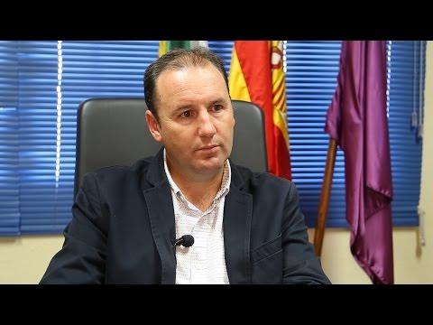 ENTREVISTA AL DIPUTADO DE BOMBEROS JOSÉ LUÍS MARÍN