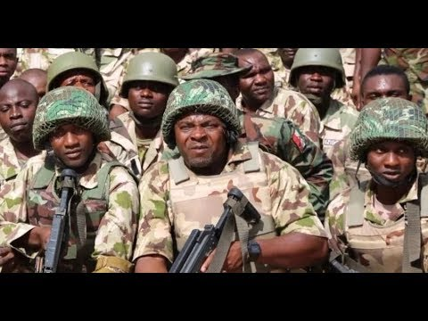 Nigerian Army recruitment 2018 requirements