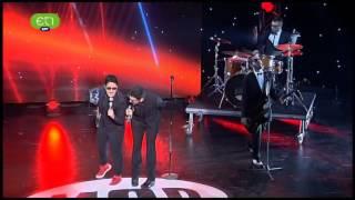 Ruslana - M.Serifovic - A.Rybak - D.Bilan - Greek Eurosong 2013