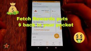 Andorid App Review: Fetch Rewards