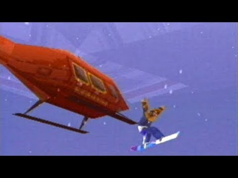 MTV Sports: Snowboarding - Trailer
