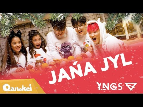 EQ feat. Youngsters - Jańa Jyl