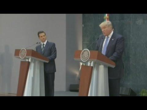 Trump formaliza el acuerdo con México y deja la puerta abierta a Canadá