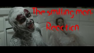 The Smiling man and momo Reaction Movies: Ft jacktheblack92