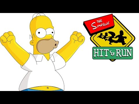 The Simpsons: Hit & Run #1 - GTA dos Simpsons!