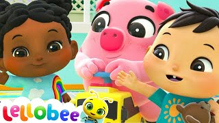 First Day of School Song | Brand New Nursery Rhymes & Kids Songs | ABC & 123 | Little Baby Bum