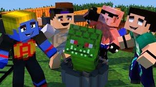 Minecraft - PARAÍSO - ERROS DE GRAVAÇÃO!!