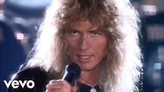 Whitesnake Here I Go Again Video