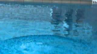 Falling dive off 3m
