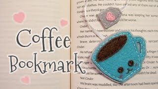 DIY Cute Felt Bookmark Craft Project (step By Step Tutorial)
