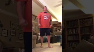 Reaction to Clemson Beating Alabama (Last 9 seconds of game)   Kholo.pk