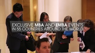Access MBA Tour | Global Business Education Events
