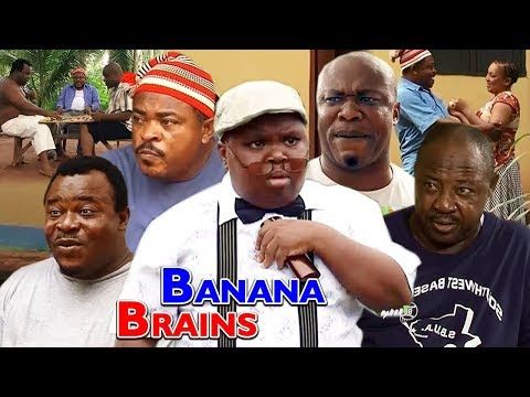 Banana Brains - 2018 Trending/Latest Nigerian Nollywood Comedy Movie Full HD