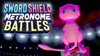Mew Metronome Battle [Pokemon Sword & Shield]
