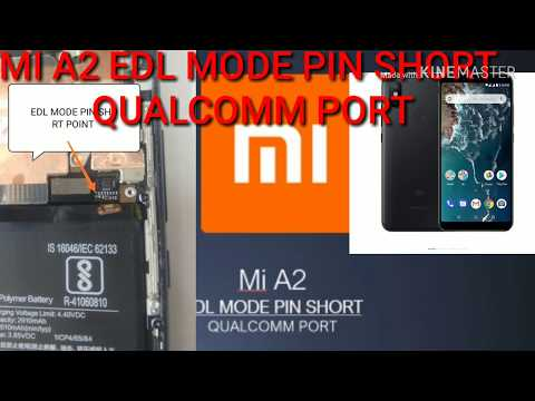 Mi A2 Edl mode - смотреть онлайн на Hah Life