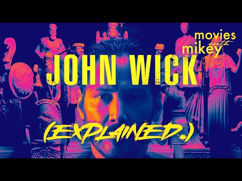 'Borderlands' Writer Breaks Down The Genius Of John Wick