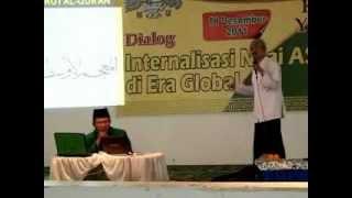 Dialog KH M Idrus Ramli AsySyafii VS Ust Adzroi Abdusy Syukur AsSalafi  Part 2