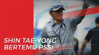 Bakal Presentasi Saat Timnas Indonesia Hadapi Malaysia, Shin Tae-yong Gantikan Simon McMenemy?