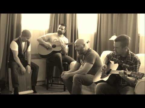 Three Days Grace - Pain - Acoustic cover