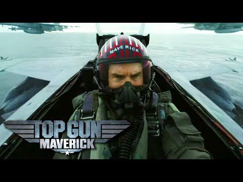 """الإعلان الأول لفيلم """"Top Gun: Maverick"""""""
