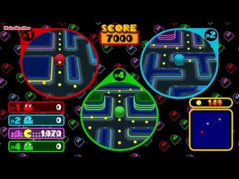 NAMCO MUSEUM PAC-MAN VS. Announcement Trailer | Switch