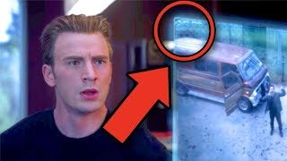 AVENGERS ENDGAME Trailer Breakdown! Easter Eggs & TIME TRAVEL CONFIRMED?