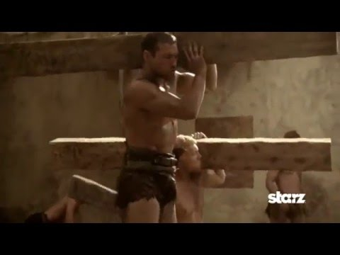Spartacus: Blood and Sand | Episode 2 Clip: We Are Gladiators | STARZ