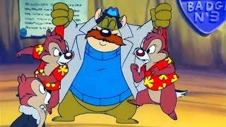Чип и Дейл спешат на помощь - Серия 12, Дейл-инопланетянин | Мультфильмы Disney
