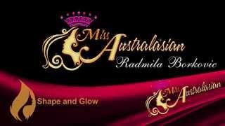 Introduction Video Radmila Borkovic Candidate Miss Australasian 2015