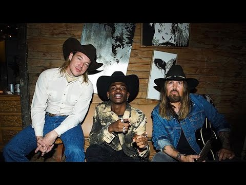 Lil Nas X Billy Ray Cyrus  Diplo Old Town Road Diplo Remix