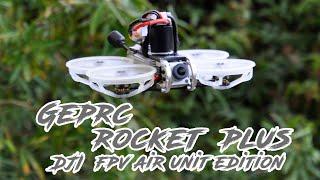 GepRC Rocket Plus (DJI FPV Unit)