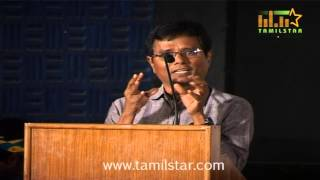 Director Sasi at Pappali Movie Audio Launch