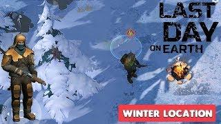 LAST DAY ON EARTH - WINTER LOCATION UNLOCKED GAMEPLAY