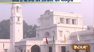 Home Ministry Likely To Give Opinion On Formation Of BJP Govt In Delhi  India TV