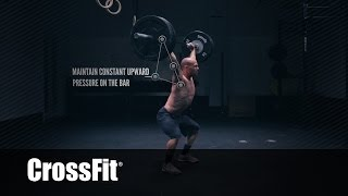 The Overhead Squat In Slow Motion