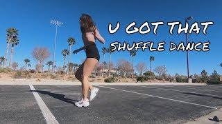 Gambar cover Halogen - U Got That 🎵 Shuffle Dance