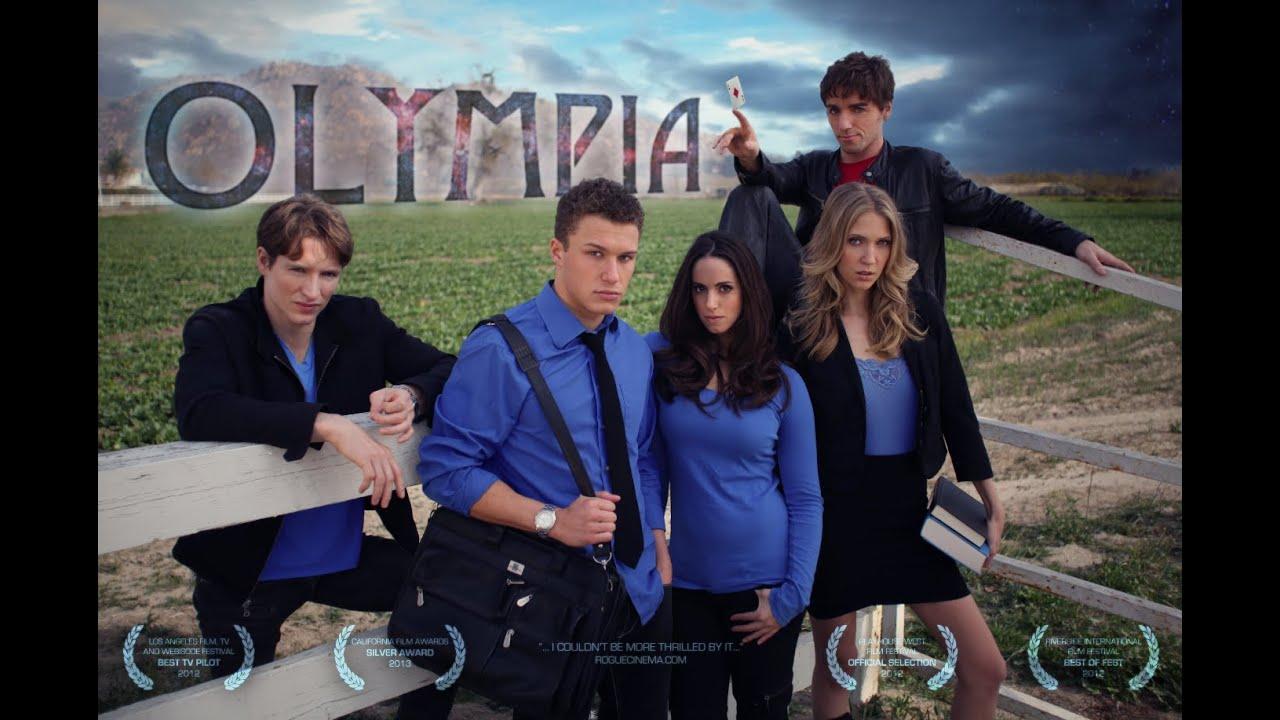 """Olympia"" Teen Drama (Director, DP, Editor, VFX, Colorist and Writer)"