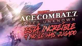 Ace Combat 7 está INCREÍBLE y NO lo has jugado