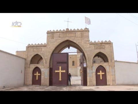 Le monastère de Mar Behnam et Sarah : La restauration