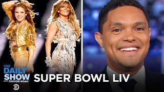 Super Bowl LIV Highlight: J.Lo's Halftime Show | The Daily Show