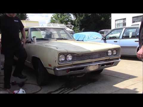 Dodge Hellcat Powered 1969 Coronet - Part 2