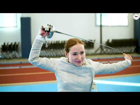 Сборная команда России по фехтованию на колясках