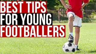 10 Tips For Young Soccer Players To Improve FAST - Soccer Tips For Kids