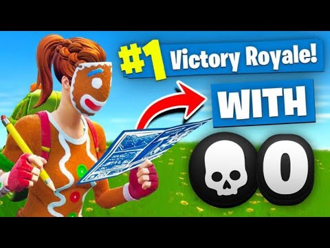 , title : 'WINNING *SOLO* With NO KILLS In Fortnite Battle Royale (Challenge)'
