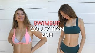 My try-on bikini collection 2018 !