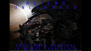 Aliens Unleashed (Animated) Fan Film Volume 1