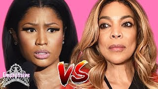 Nicki Minaj drags Wendy Williams for shading her husband! | (Queen RADIO)